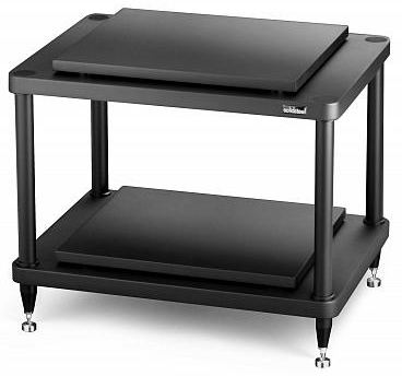Solidsteel Audio Rack with 2 shelves S5-2