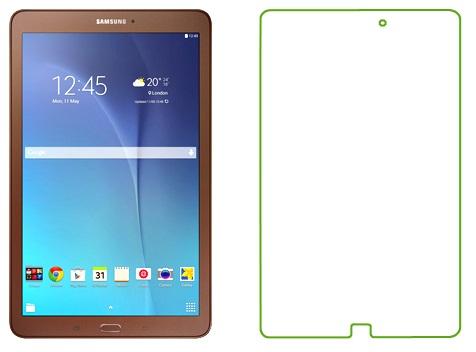 Ainy AC-S715 - защитная пленка для Samsung Galaxy Tab E 9.6 Т560/T561 (глянцевая)