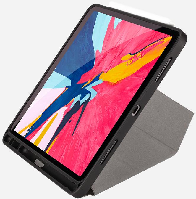 Чехол-книжка Momax Flip (FPAP19M5E) для iPad mini 5 (Grey)