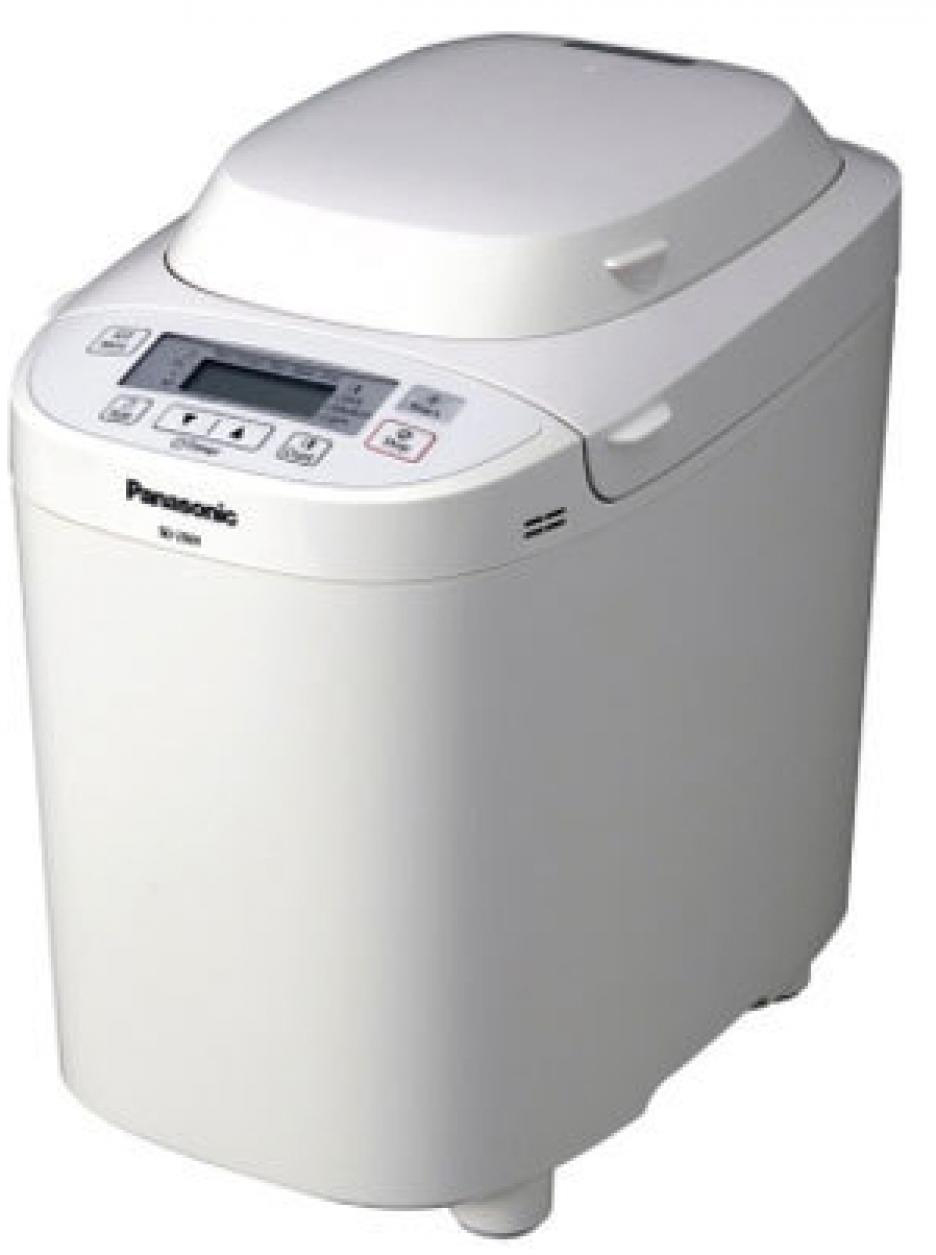 Panasonic SD-2510WTS - хлебопечь (White)
