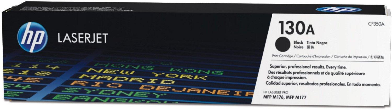 HP 130A (CF350A) - картридж для МФУ HPLaserJet Pro M153/M176/M177 (Black)