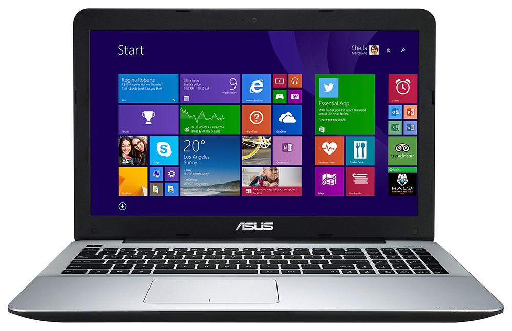 Ноутбук Asus X555LN-XO184D 15.6, Intel Core i5 4210U 1.7 Ghz, 4Gb, 500Gb HDD (90NB0642-M02990)Ноутбуки для работы и учебы<br>Ноутбук<br>