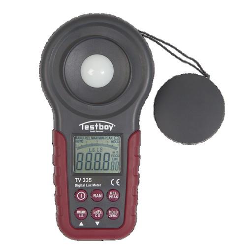 Testboy TV 335 - цифровой люксметр