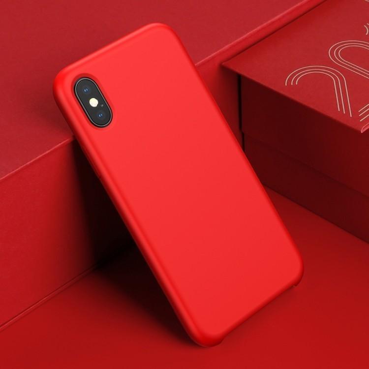 Чехол Baseus Case Original LSR для iPhone XS (Red)