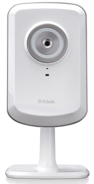 D-Link DCS-930L/B2A - IP-камера (White)