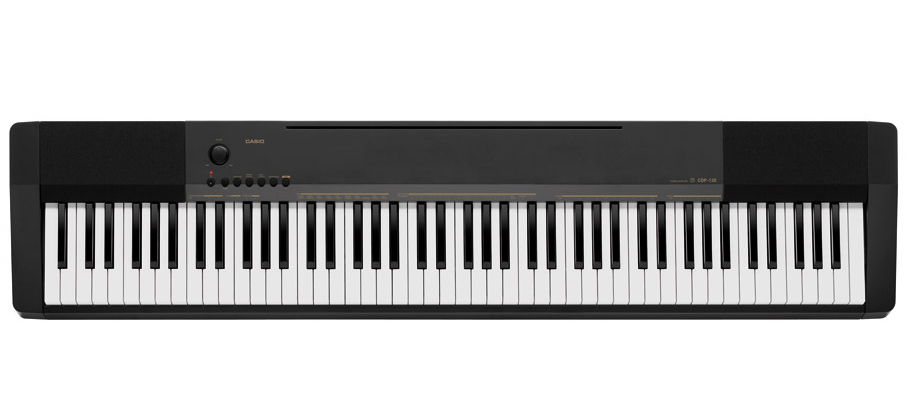 Casio CDP-130BK - цифровое фортепиано (Black)