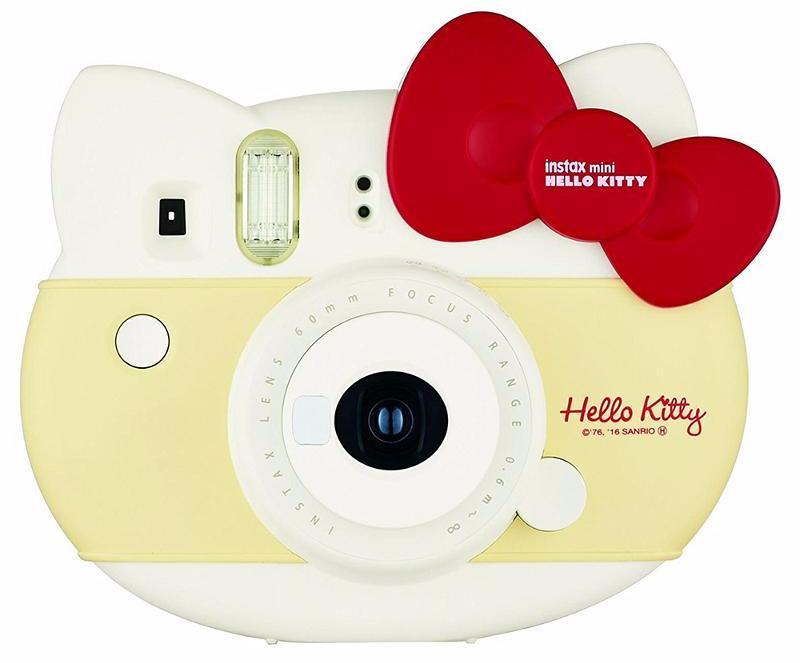 Fujifilm Instax Mini Hello Kitty- фотоаппарат моментальной печати (Red)