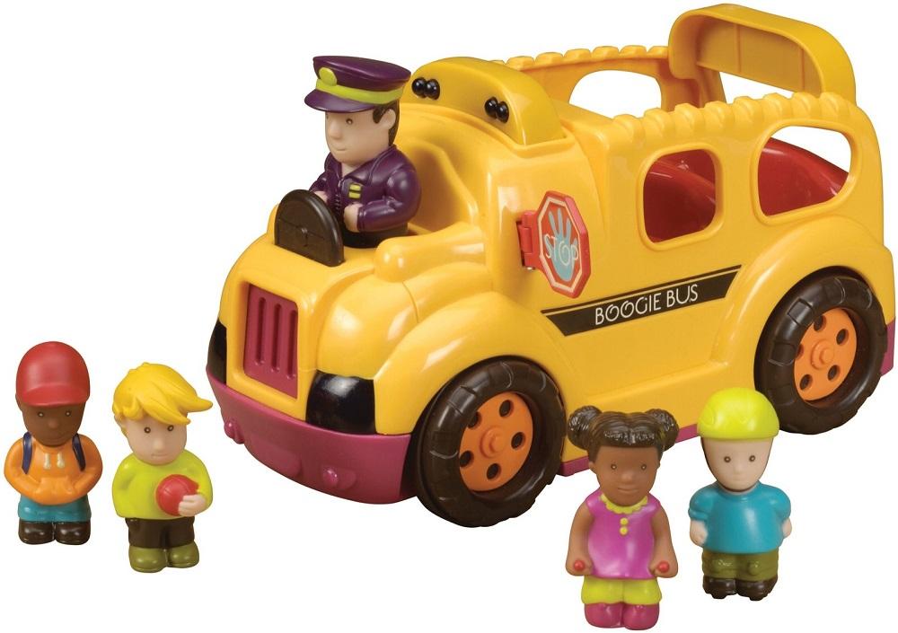 Battat B. Dot 68632 - школьный автобус