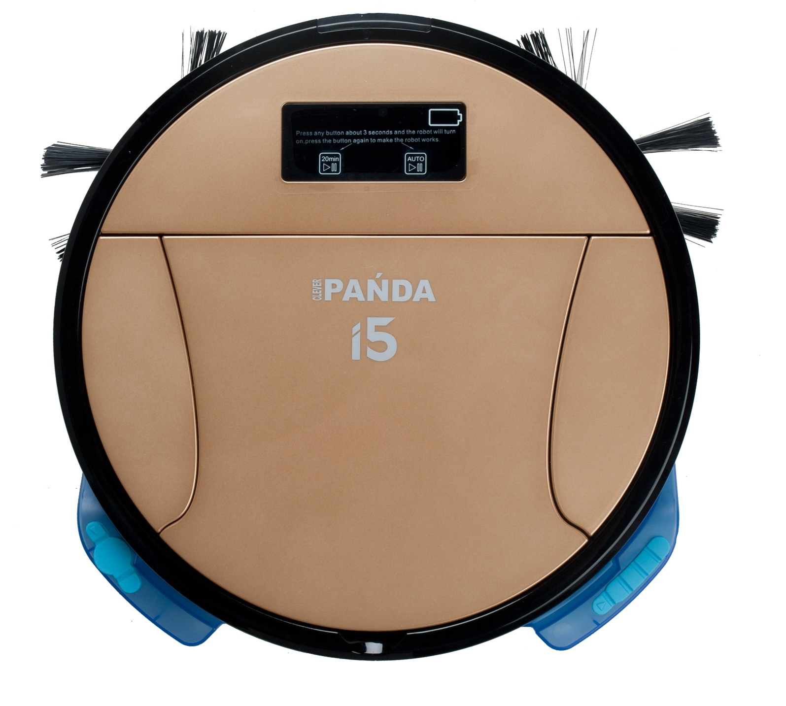 Panda i5 - робот-пылесос (Gold)