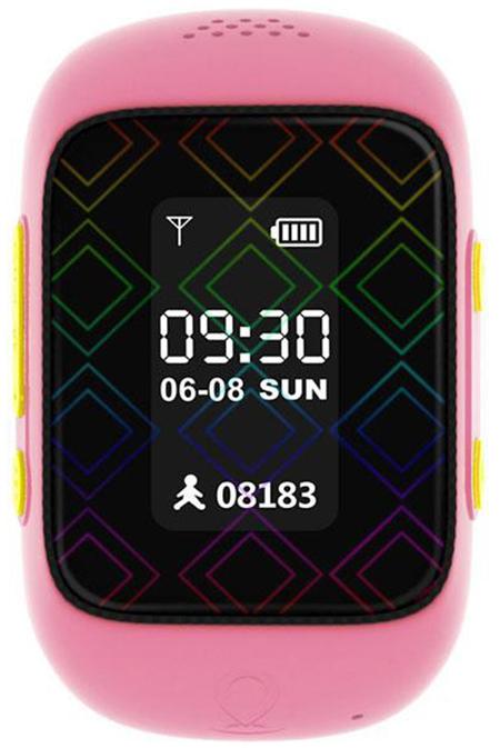MyRope R12 - детские умные часы (Pink)