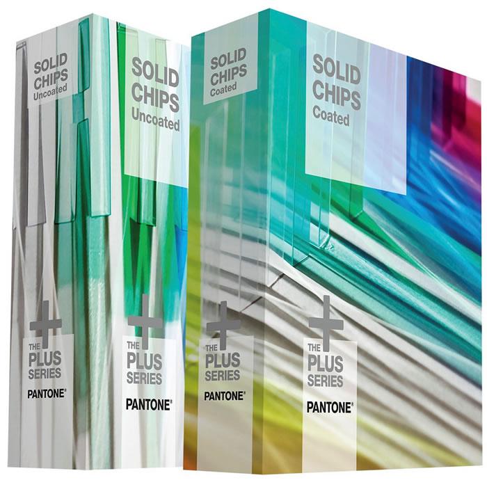 Купить Pantone Solid Chips Coated & Uncoated (GP1503) - набор цветовых справочников