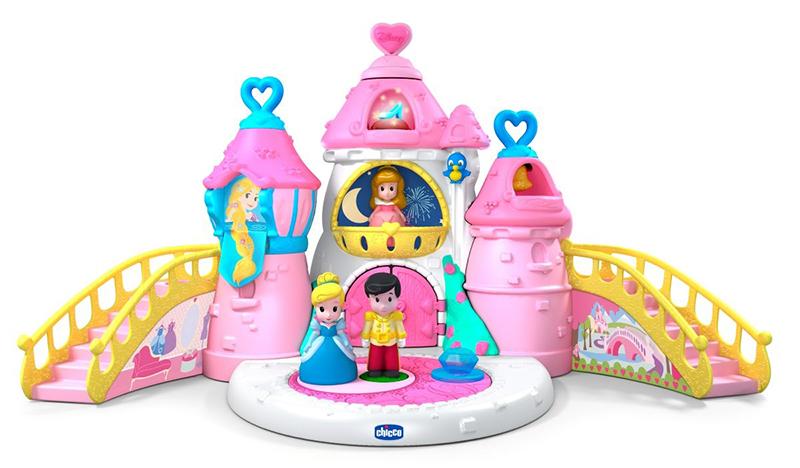Chicco  Castle (10CO1170) - волшебный замок принцесс