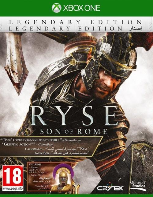 Ryse: Son of Rome Legendary Edition