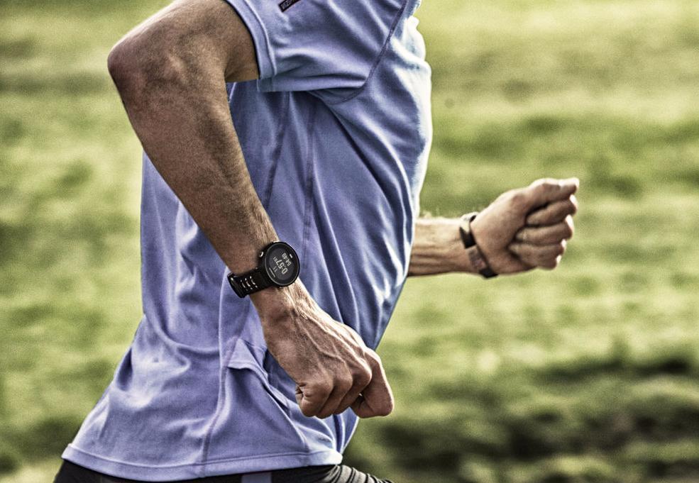 Спортивные часы Garmin Forerunner 735XT Run Bundle 010-01614-15 (Grey/Black)