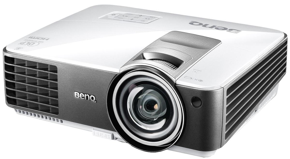 MW benq benq mx806st портативный серебристый