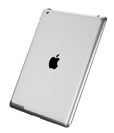 SGP Premium Protective Skin guard (SGP08861) - защитная пленка для iPad 2 / iPad 3 (White Leather)