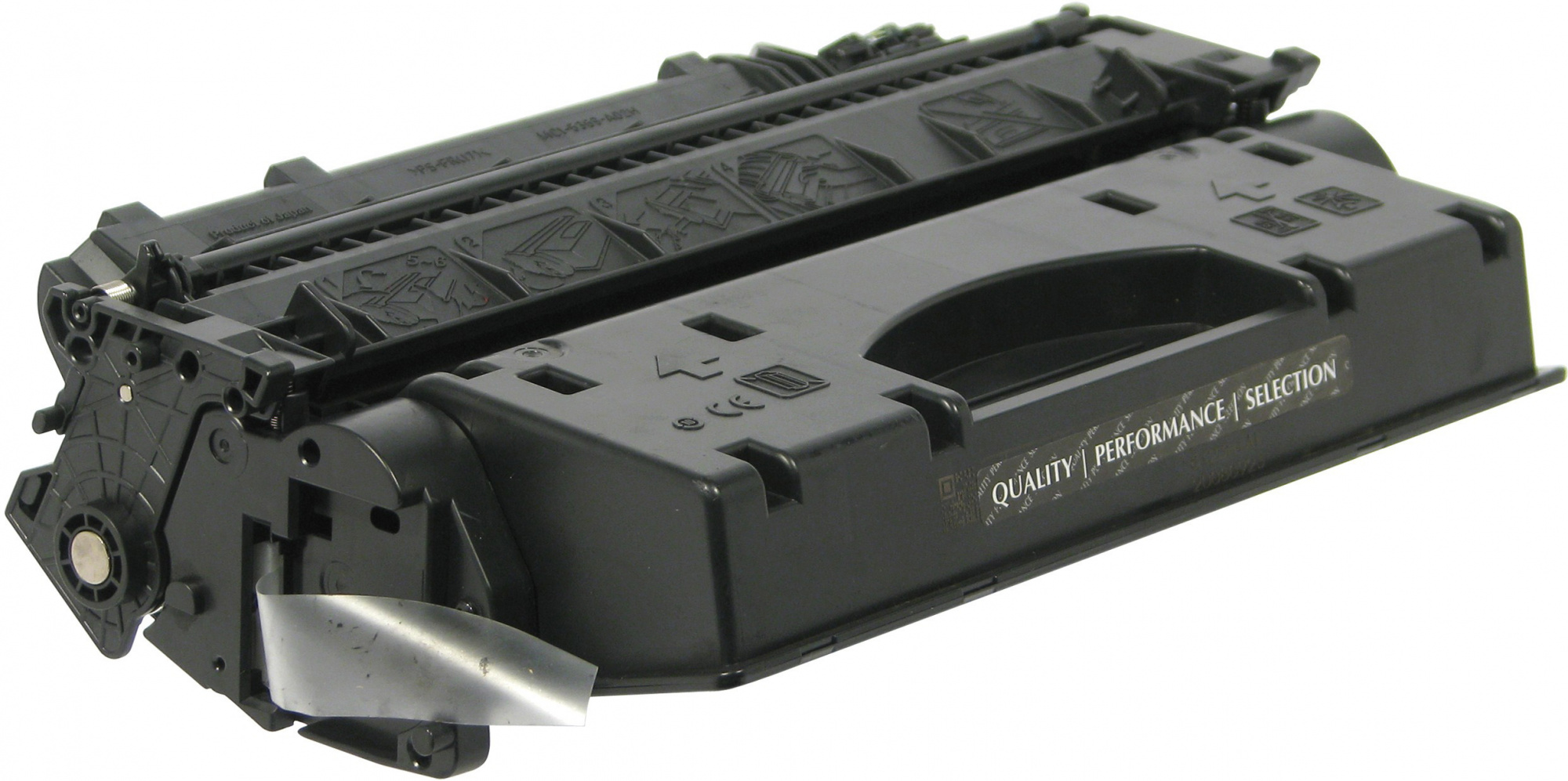 HP 05X (CE505X) - картридж для принтеров HP LaserJet P2055 (Black)