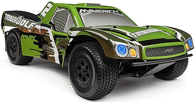 Timberwolf 4WD RTR