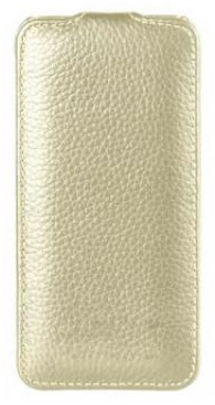 Vetti Craft Slimflip Normal Series (IPO5SFNS110113) - чехол чехол для iPhone 5/5S/SE (Khaki)