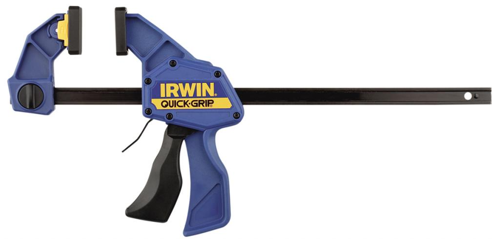 Irwin Quick Grip 910mm (T536QCEL7) - струбцина (Blue)  струбцина irwin quick grip до 91 см