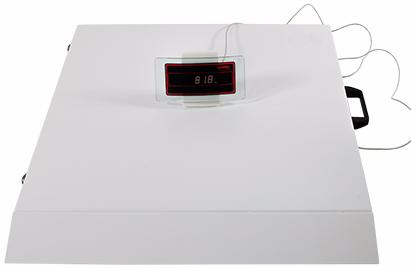 Медицинские весы Soehnle Professional (7808.01.002) - медицинские весы с пантусом (White)