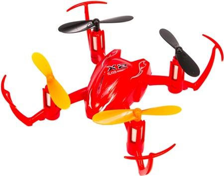 Syma X2 Gyro - радиоуправляемый квадрокоптер (Red)