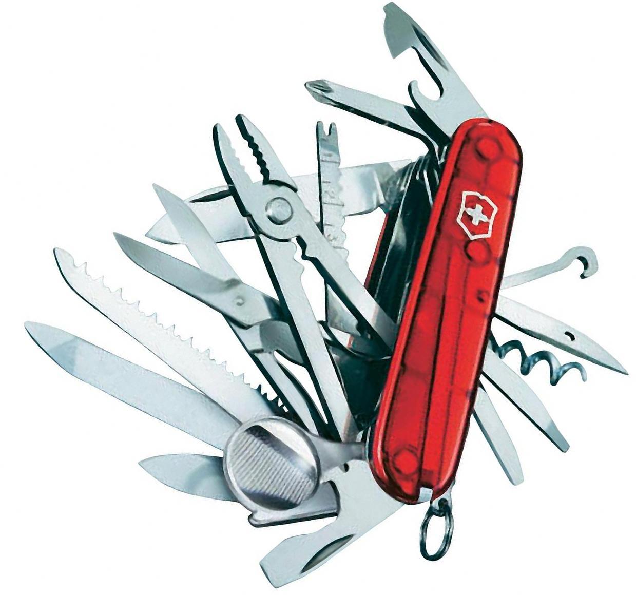 SwissChampМультитулы<br>Нож перочинный<br>
