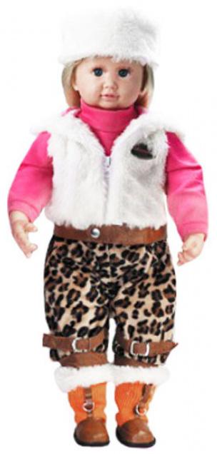 TongDe Настенька 60 см (В71862) - интерактивная кукла (Red)Куклы для девочек<br>Интерактивная кукла<br>