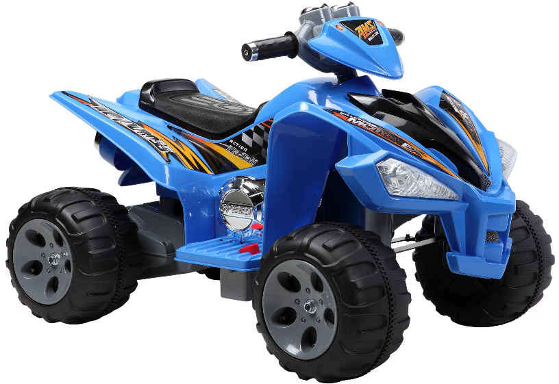 Barty Eelectric Quad Bike JA-S007_bue