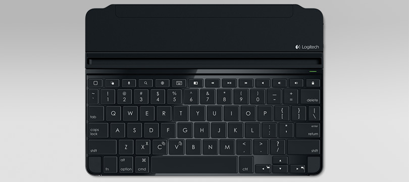 Logitech Wireless Ultrathin Magnetic clip-on Keyboard Cover