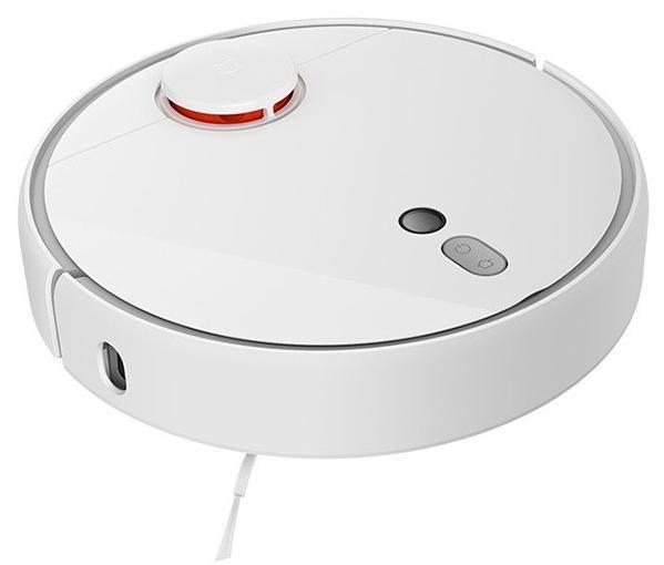 Робот-пылесос Xiaomi Mijia Mi Robot Vacuum Cleaner 1S (White)