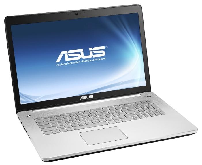 Ноутбук Asus N750JK-T4248H 17.3, Core i5 4200H 2.8 Ghz, 6Gb, 1Tb+1Tb HDD (90NB04N1-M03260)Ноутбуки для работы и учебы<br>Ноутбук<br>