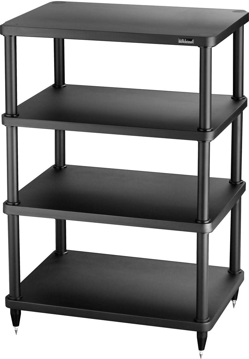 Solidsteel S3-4 - стойка для аудио-видео оборудования (Black)