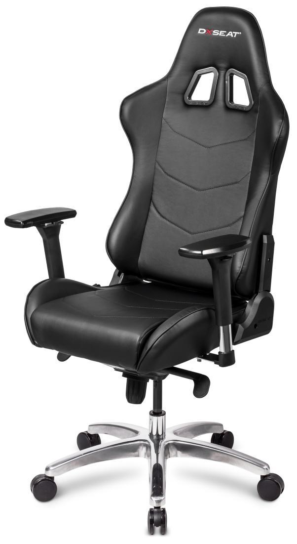 DXseat T01/X - компьютерное кресло (Black)