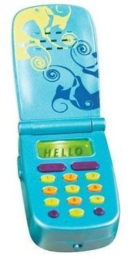 B. Dot 68615 - мобильный телефон (Blue)