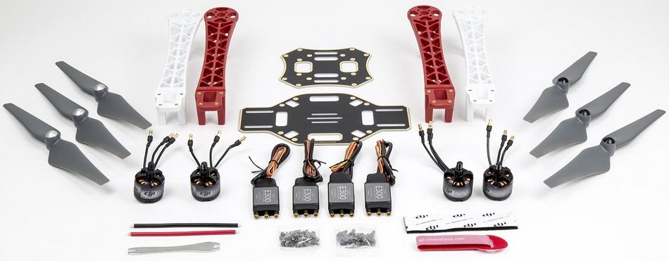 DJI Flame Wheel 450 Art Kit