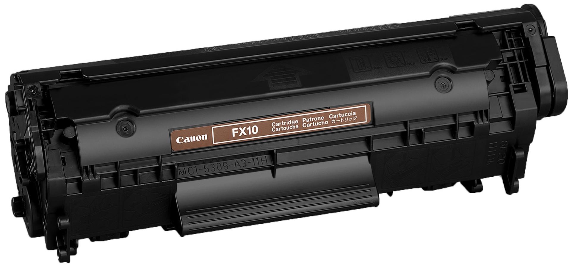 Canon FX-10 - картридж для факсов Canon i-SENSYS MF4000/FAX-L95/L100/L120/L140/L160 (Black)Картриджи и тонеры<br>Картридж<br>