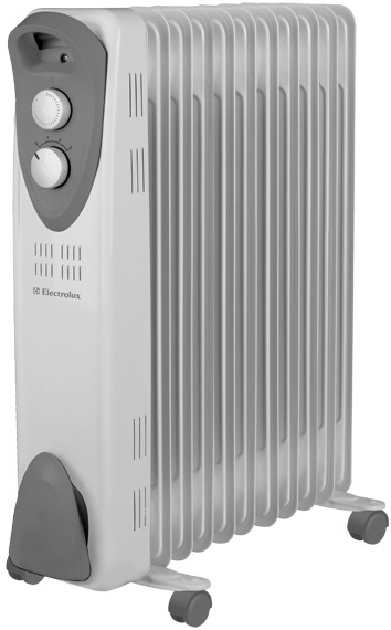Electrolux Oil Heater EOH/M-3221