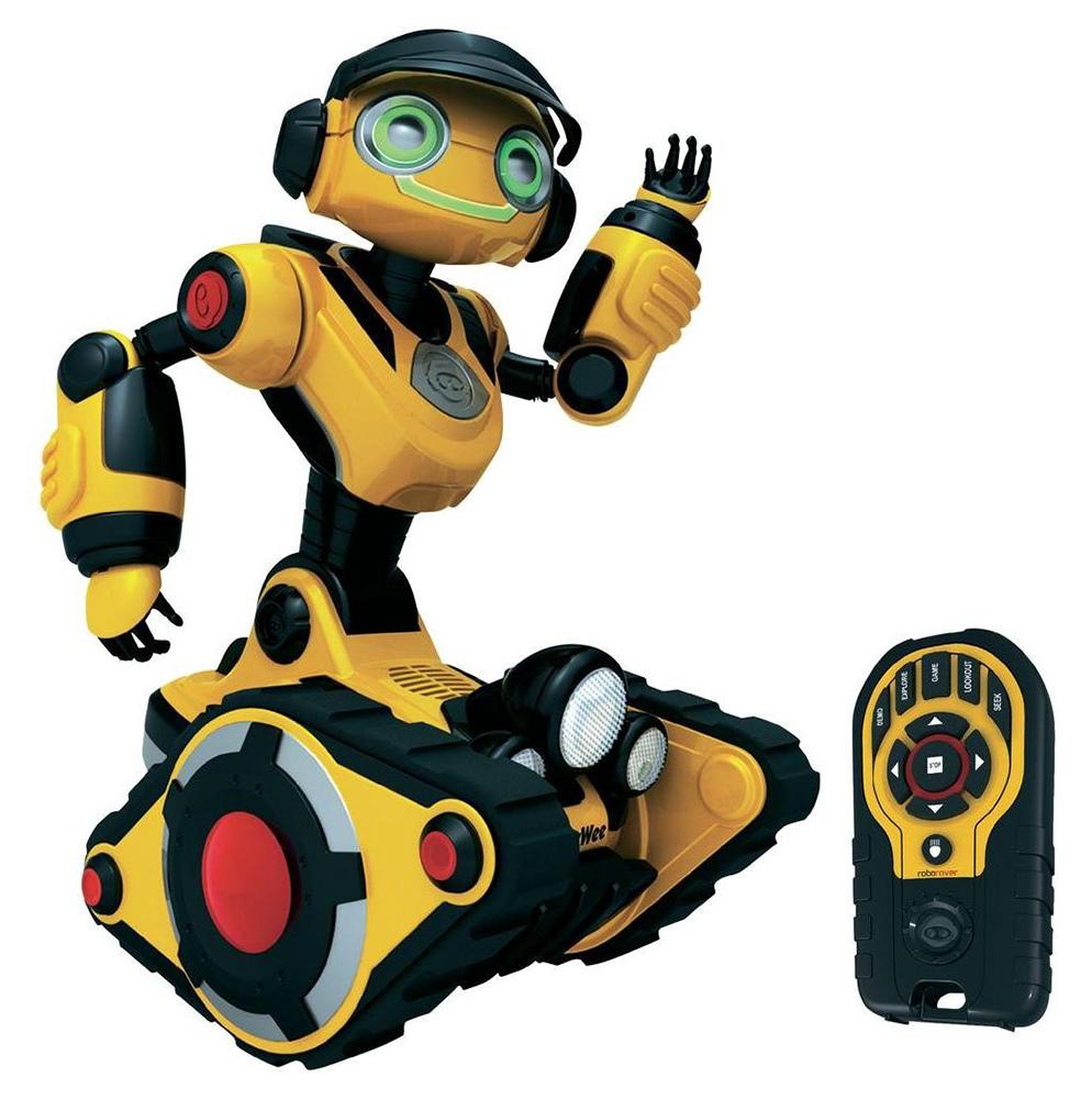 Купить WowWee Roborover (8515) - радиоуправляемая игрушка