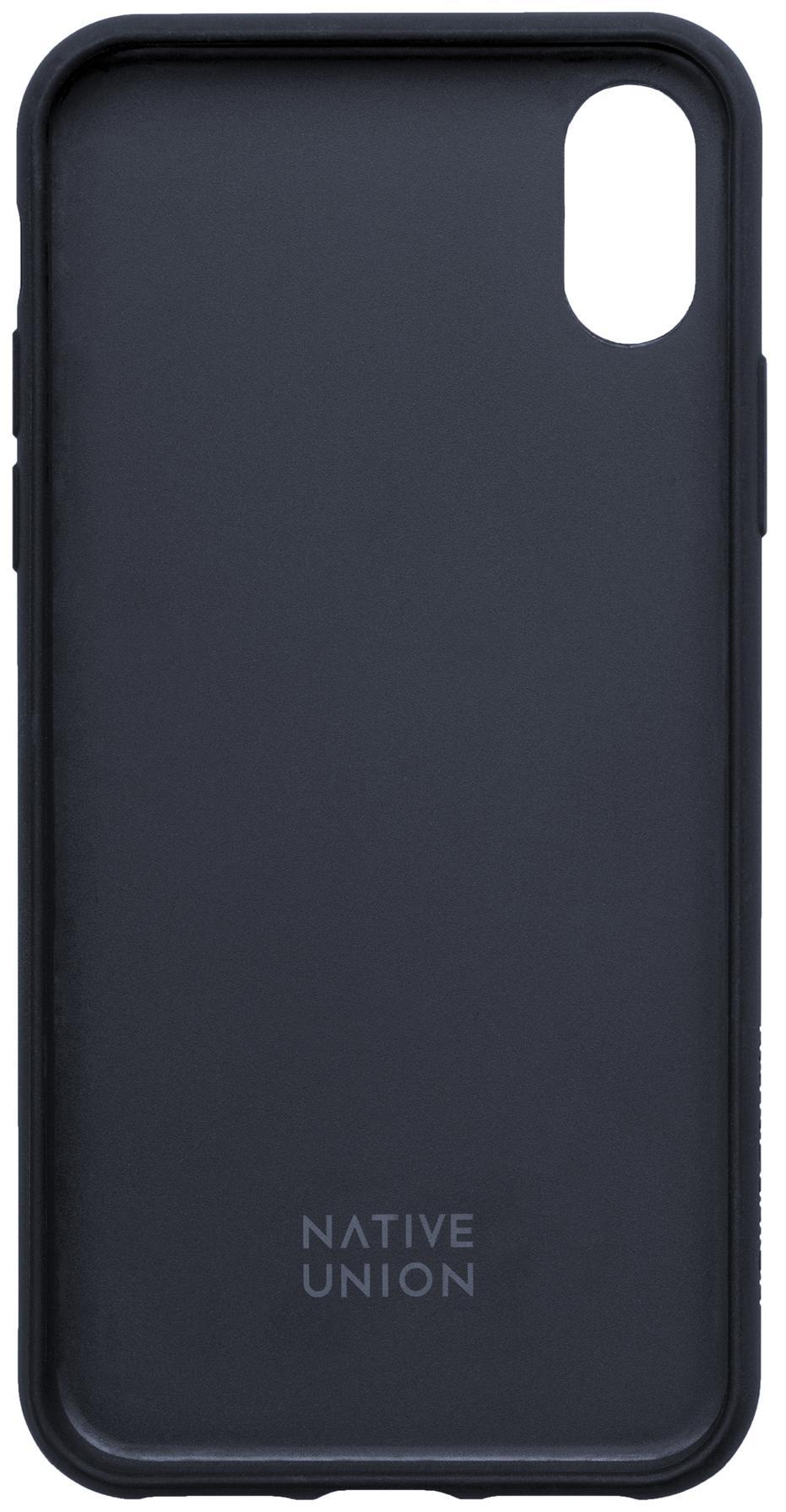 Чехол Native Union Clic Card (CCARD-NAVY-NP18L) для iPhone Xs Max (Marine)