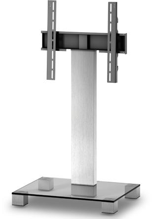 "Sonorous PL 2511 - стойка для телевизора до 50"" (Silver)"