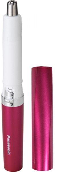 Машинка Panasonic ER-GN25VP520 - триммер для лица (Pink)