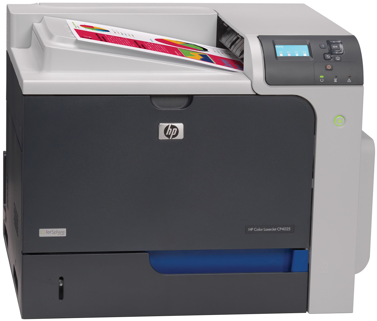 HP Color LaserJet Enterprise CP4025dn CC490A