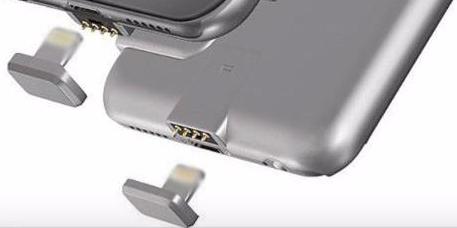 Заглушка для чехла-аккумулятора Heddy (Silver)