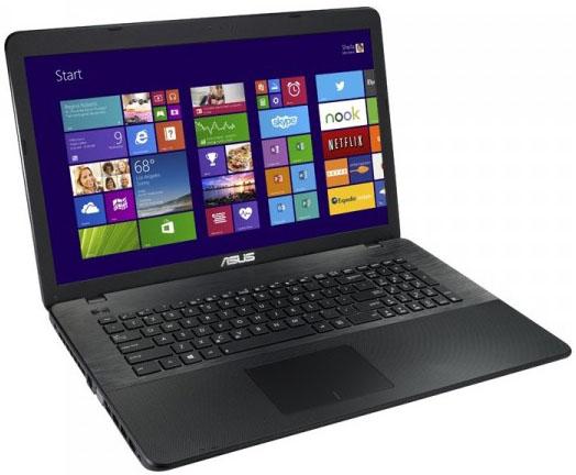 """Ноутбук Asus X751LDV-TY135H 17.3"""", Core i5 4210U, 1700 Mhz, 8Gb, 1Tb HDD (90NB04I1-M02070)"""