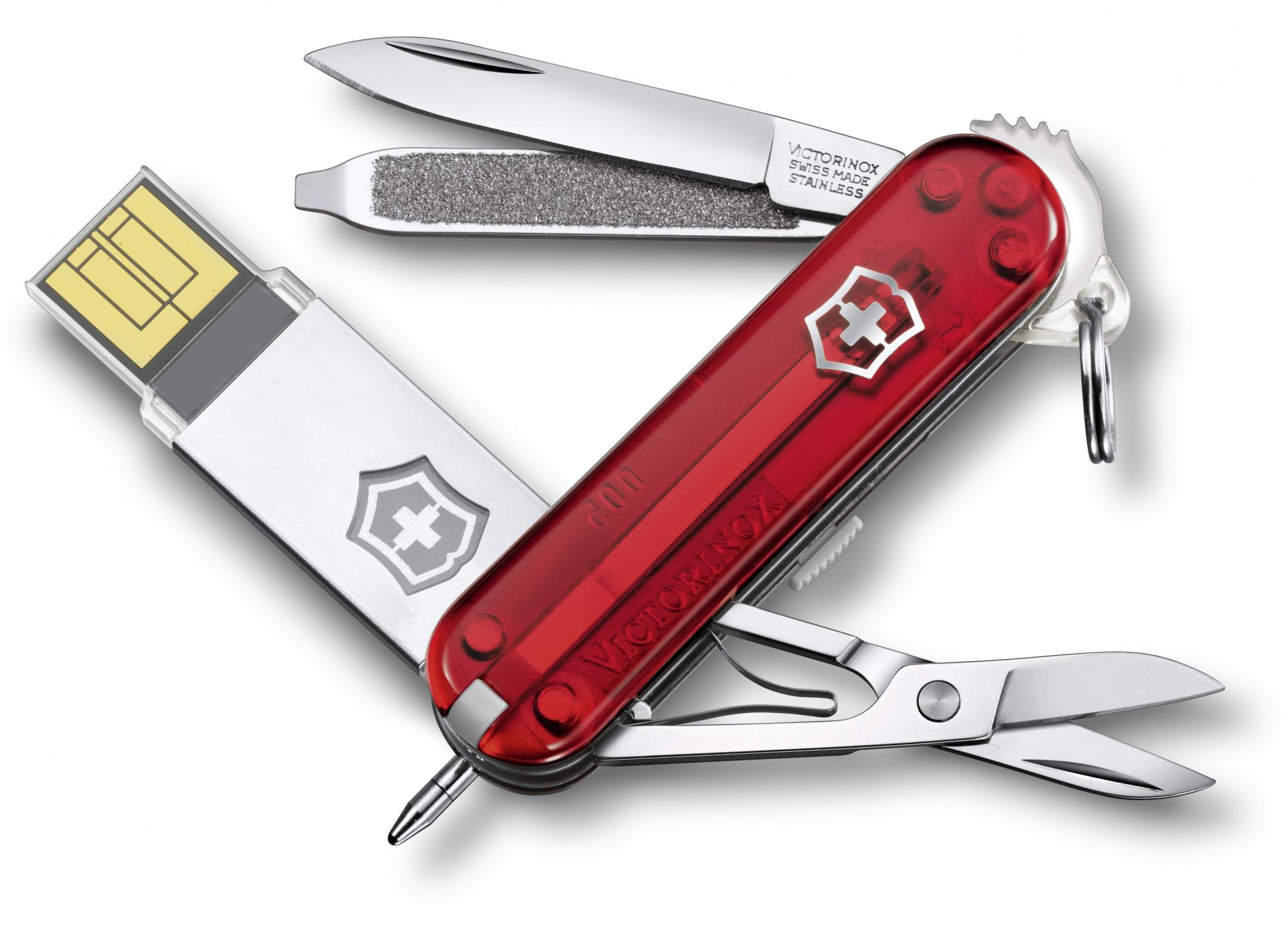 Victorinox@workМультитулы<br>Многофункциональный нож-брелок<br>