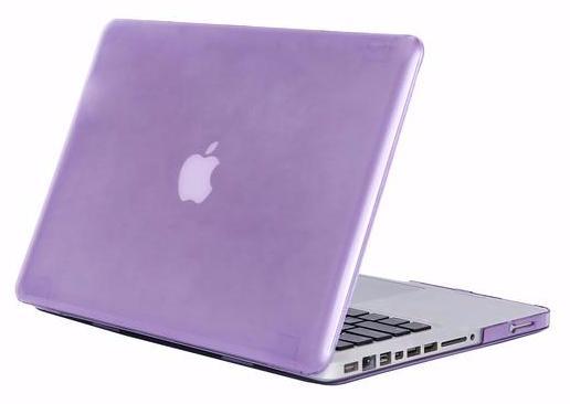 i-Blason - чехол-накладка пластиковая для Macbook Pro Retina 13 (Glossy Purple)