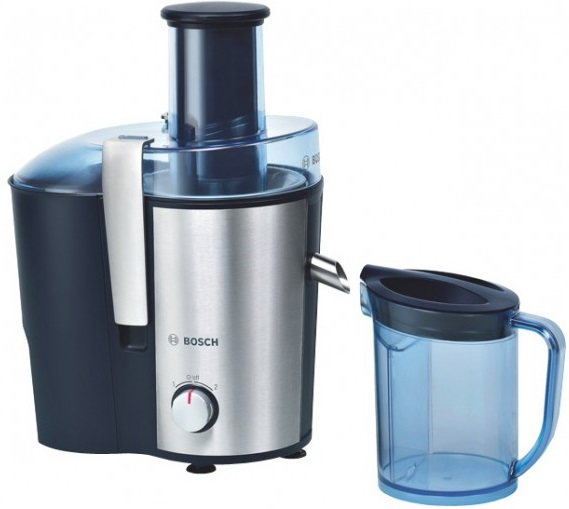 Bosch MES 3000 - соковыжималка (Blue)