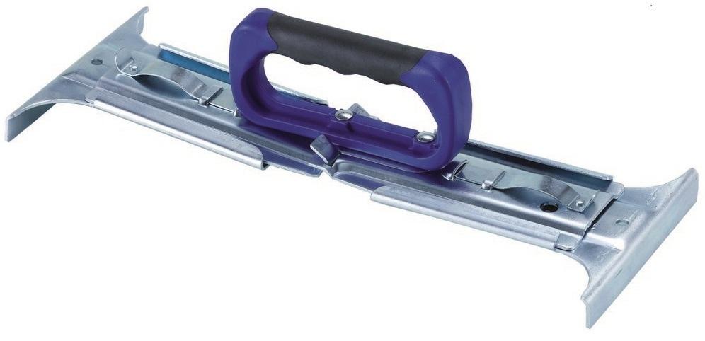 Kapriol 25672 - приспособление для переноски твердых материалов (Steel/Blue)