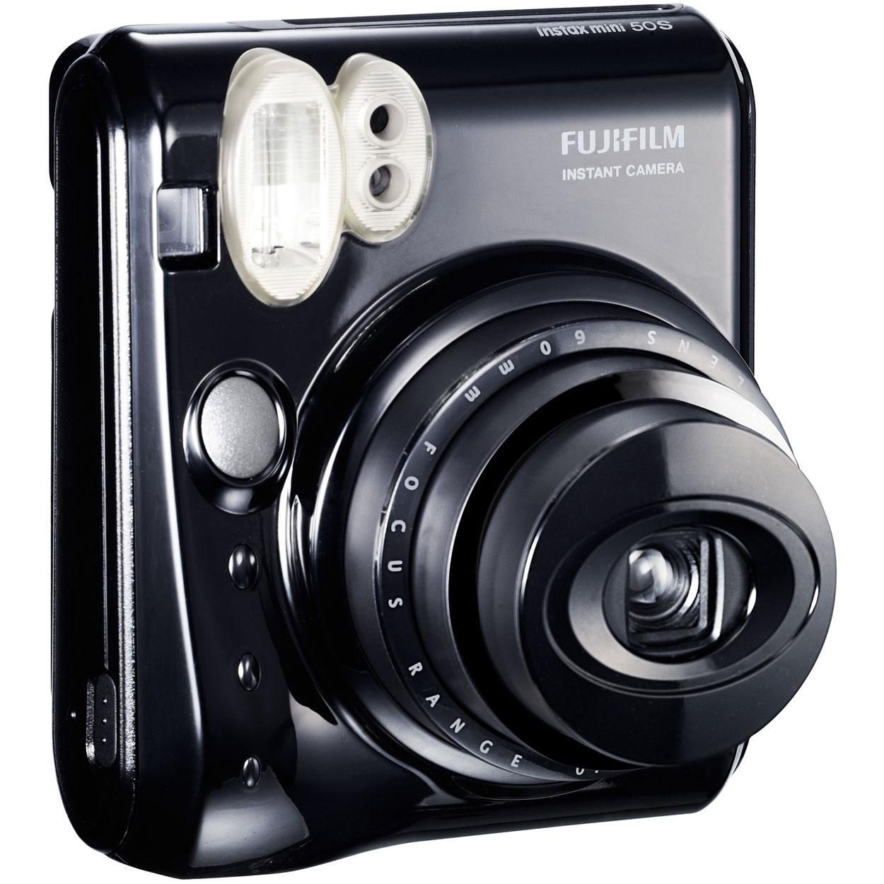 Fujifilm Camera Instax Mini 50S Black